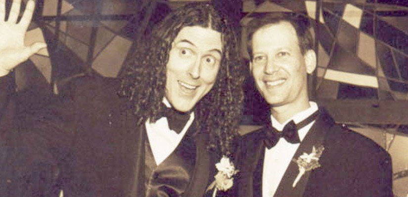 """Nobody knew what this guy was about, we just knew he was really bright,"" said Yankovic's former floormate Joel Miller."