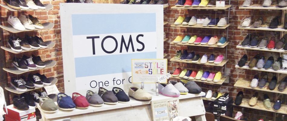 Image result for toms shoes news