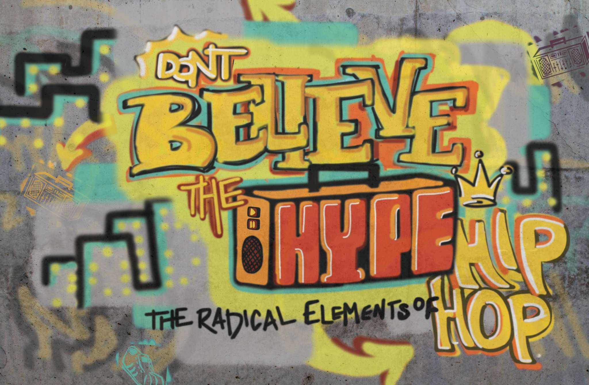 Don\'t Believe The Hype: The unique elements of the hip-hop library ...
