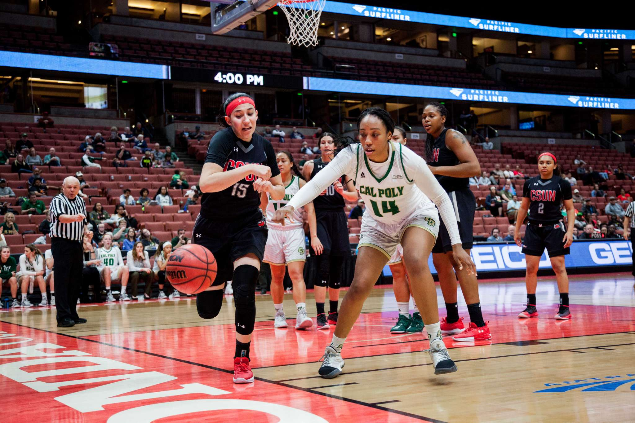 size 40 d6f9c d17bd Cal Poly women's basketball dominated by Matadors in Big ...