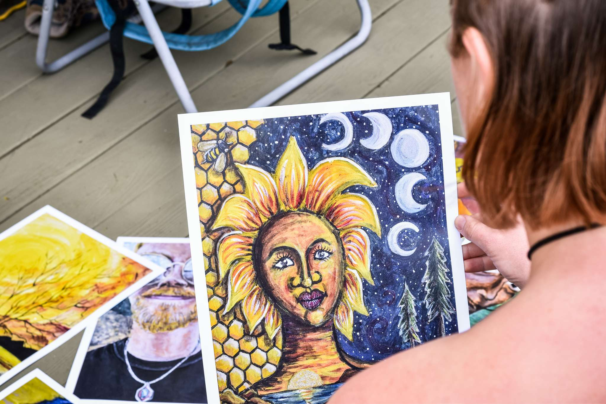 Elements Of Artistic Expression : Cal poly student emphasizes the importance of artistic