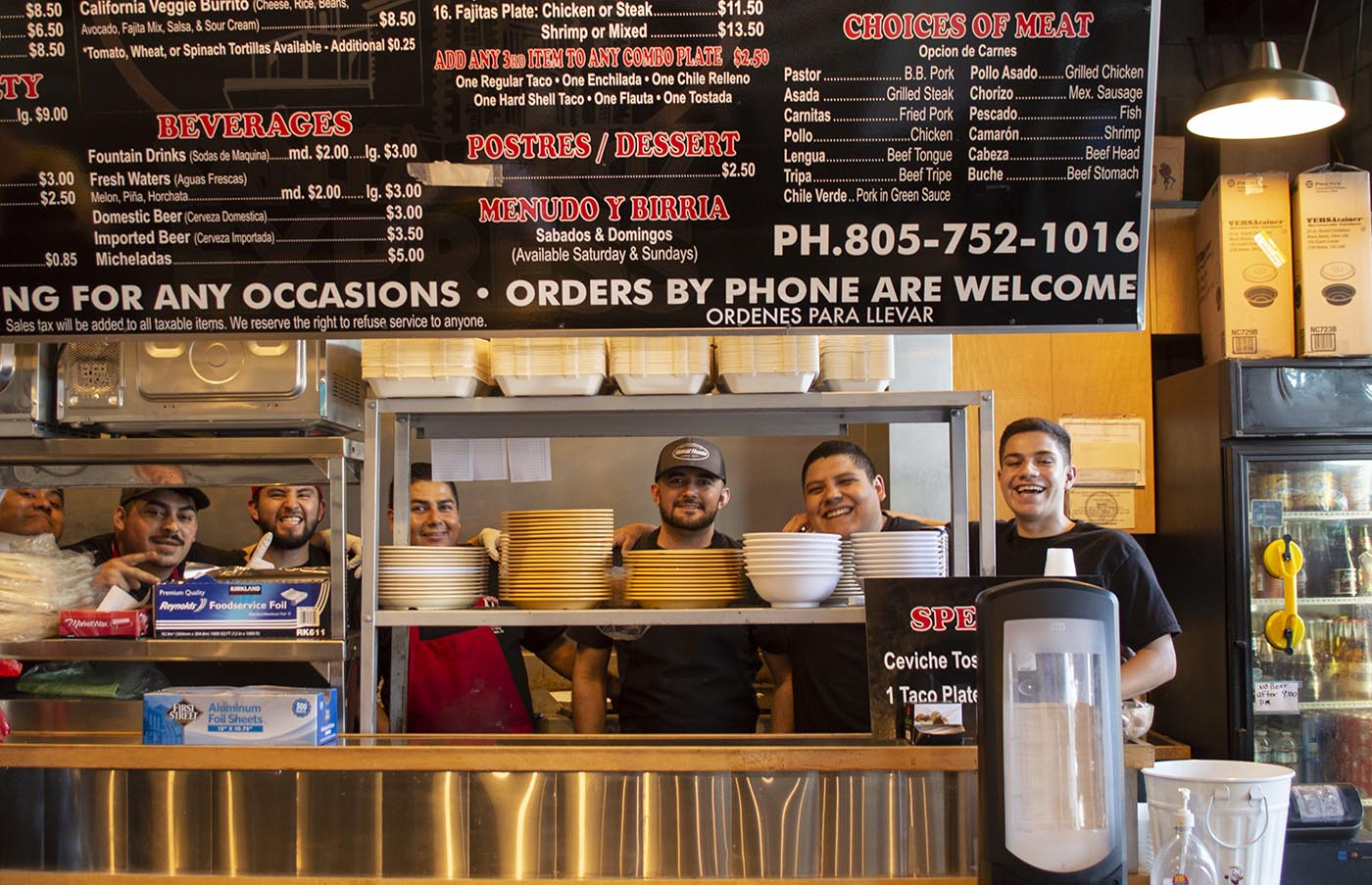 Taqueria Santa Cruz Express Set To Open New Location On Foothill