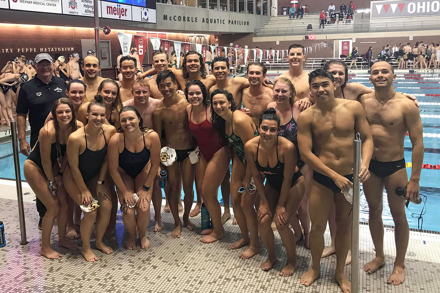 Cal Poly swim club ranks No. 24 in College Club Swimming National ...