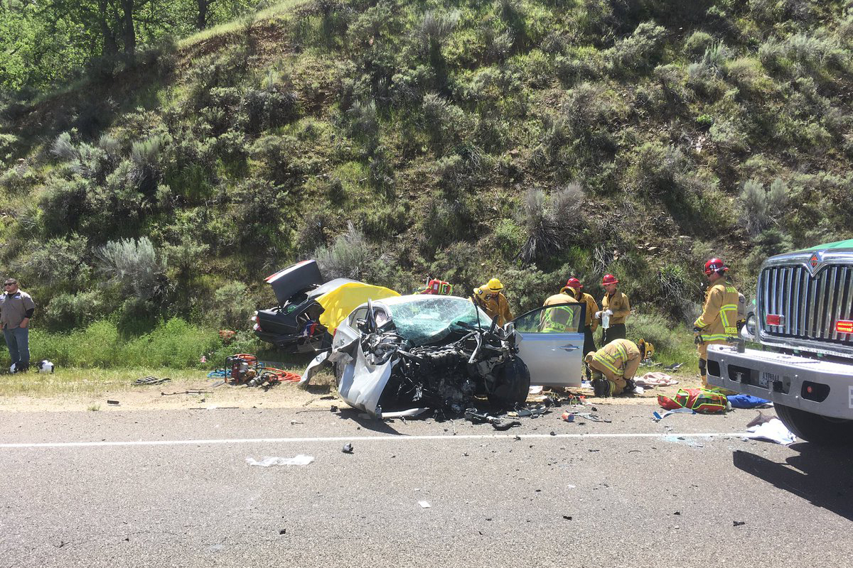 Cal Poly students severely injured in head-on fatal