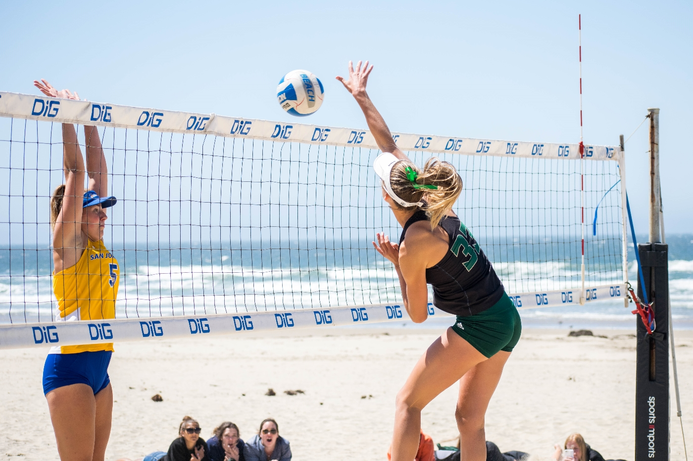 no 7 beach volleyball prepares for its final stretch mustang newsno 7 beach volleyball prepares for its final stretch