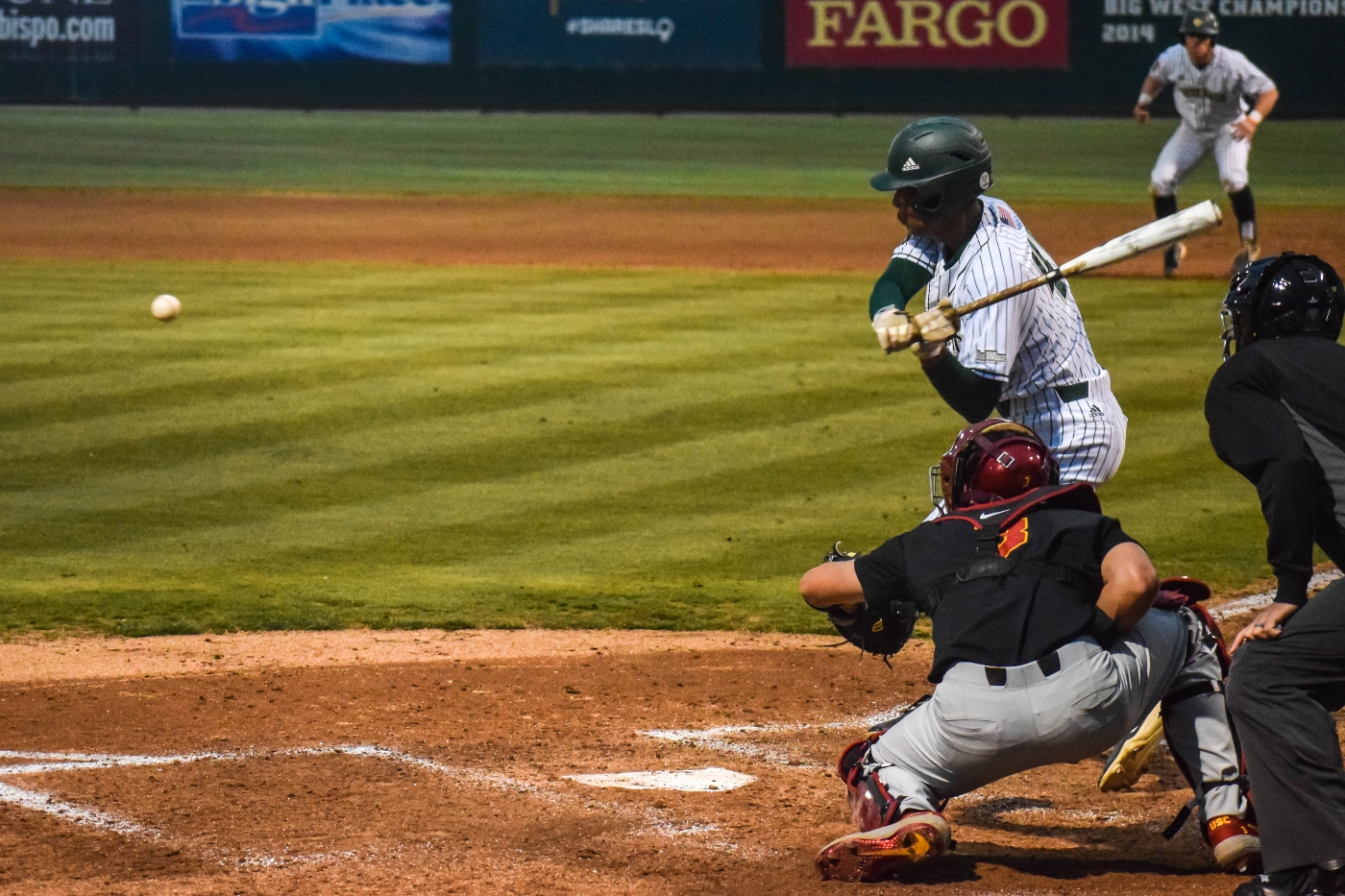 Cal Poly Baseball falls to Fresno State for second time this