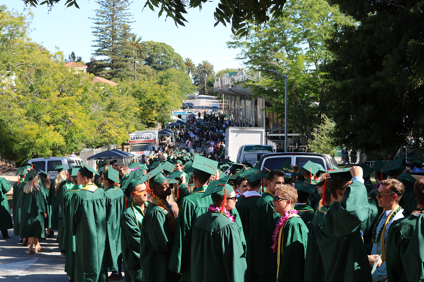 Wright State Graduation 2020.Cal Poly To Host Six Separate Ceremonies For Spring 2020