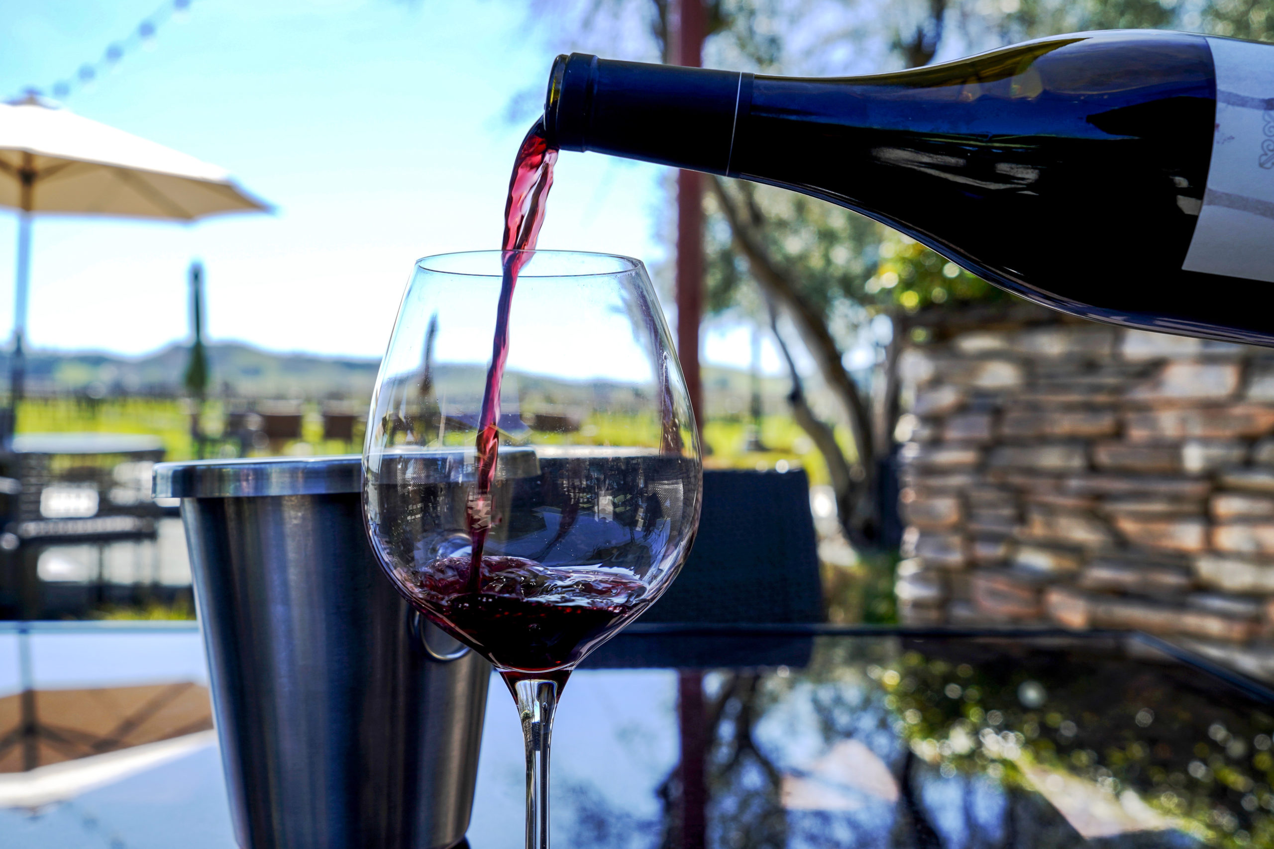 Some Slo Wineries Have Opened None Can Offer Wine Tastings Mustang News