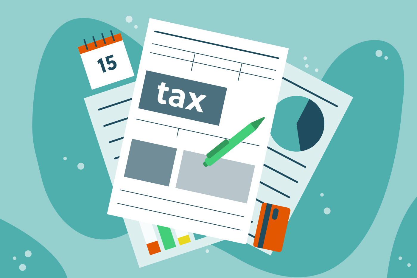 Taxes for dummies — also known as college students - Mustang News