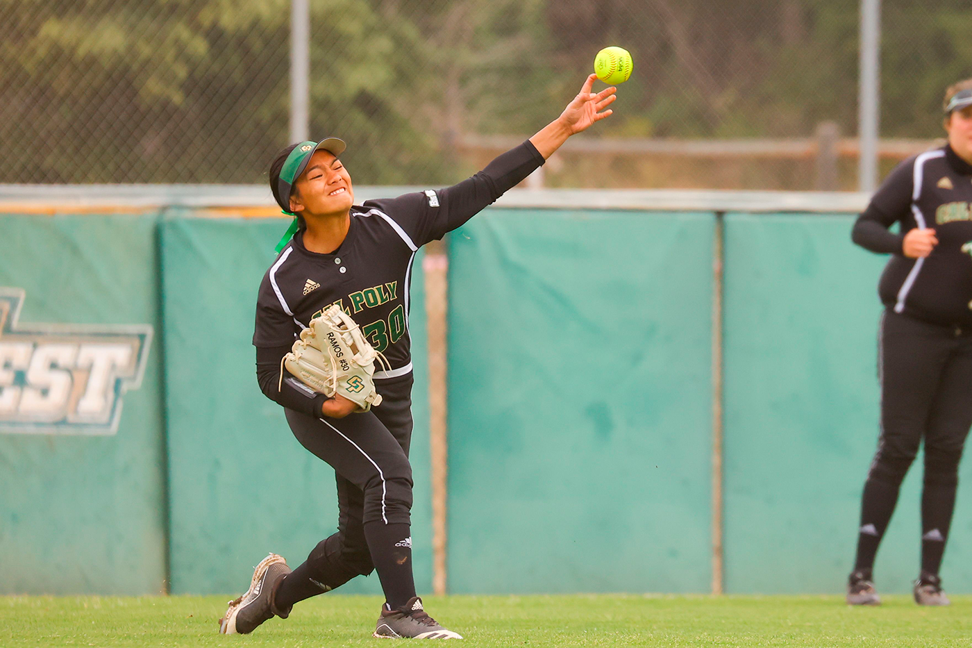 Softball suffers home defeat in final series of the season against UC San Diego